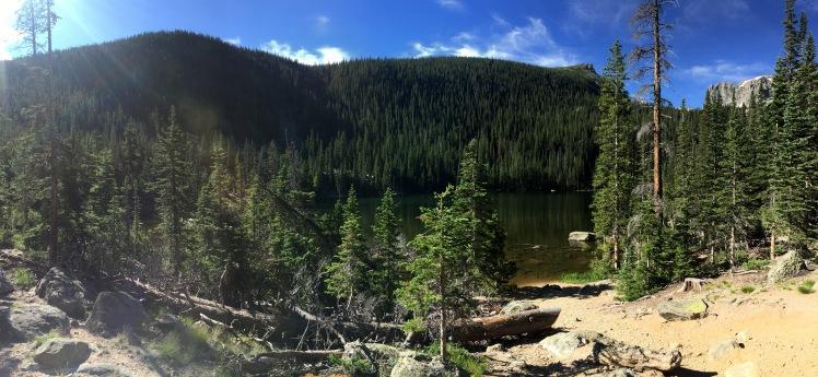 fern lake rocky mountain national park